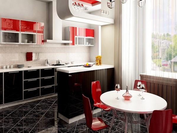 Стили и направления в интерьере кухни