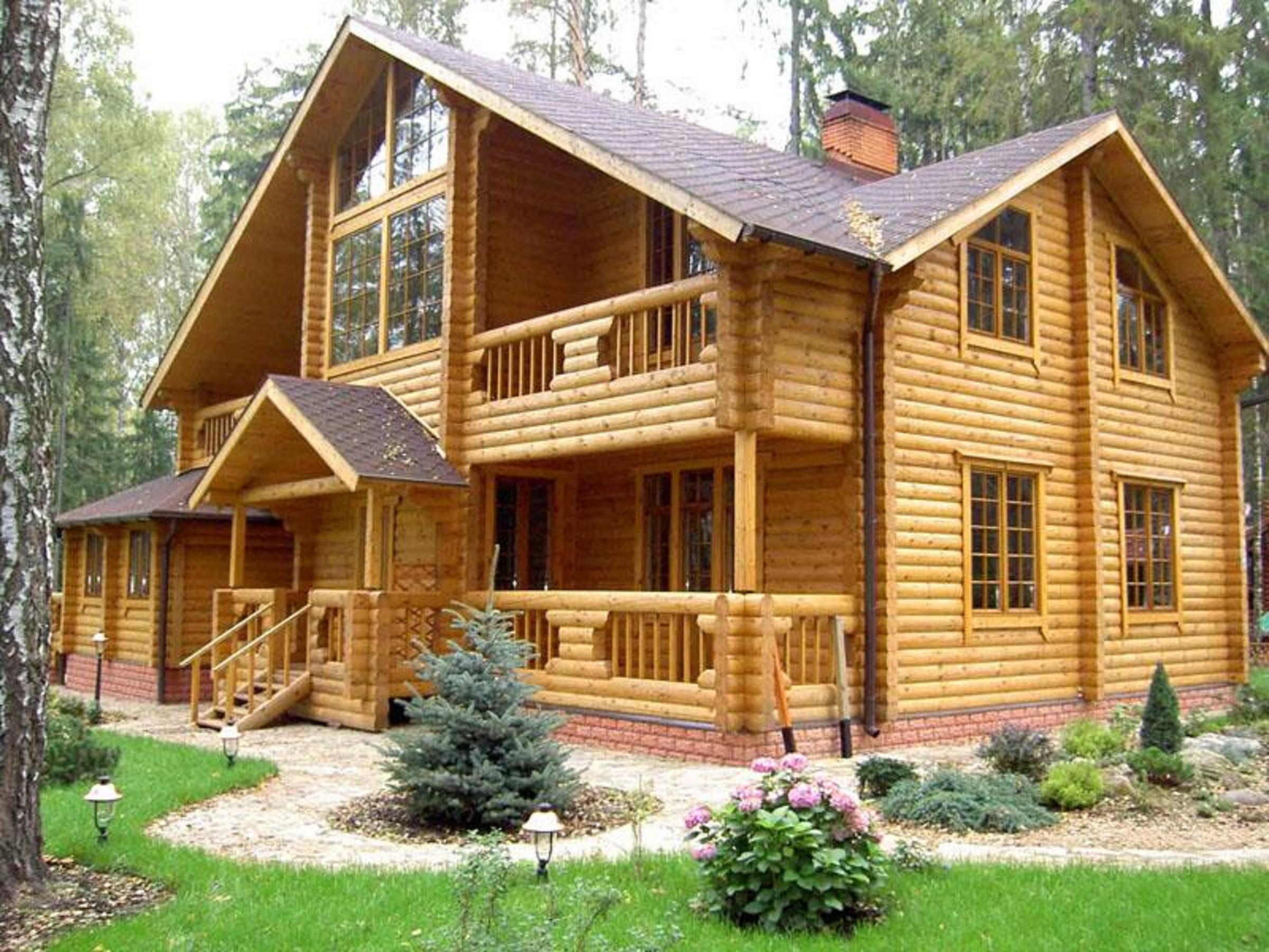 Какой дом лучше — каркасный или из бруса