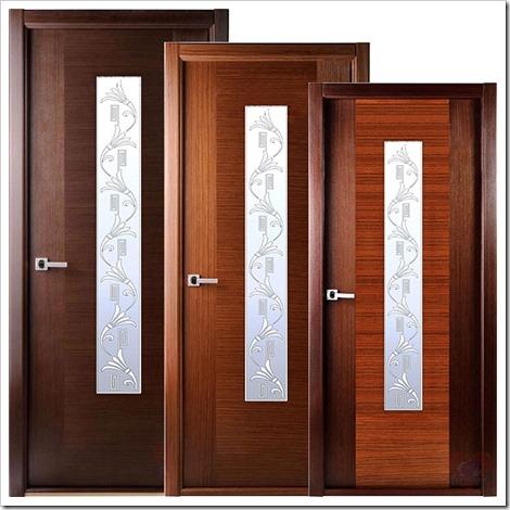 Конструкции дверей