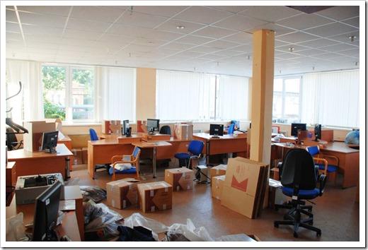 Офисный переезд при помощи профессионалов