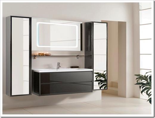 Особенности выбора мебели для ванной комнаты
