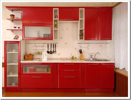 Приобретение прямых кухонь