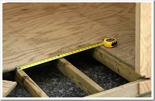 Как правильно сделать полы в деревянном доме?