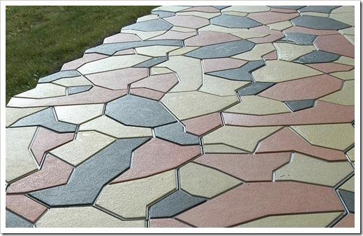 Классификация и назначение тротуарной плитки
