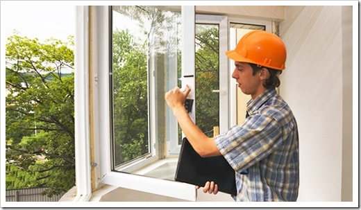 Установка окна своими руками