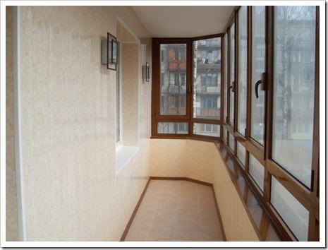 Как сделать ремонт на балконе?