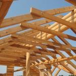 Как выбрать древесину для стропил