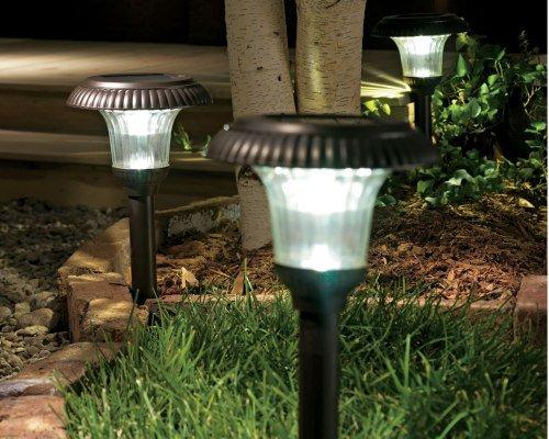 Светильники уличные для сада