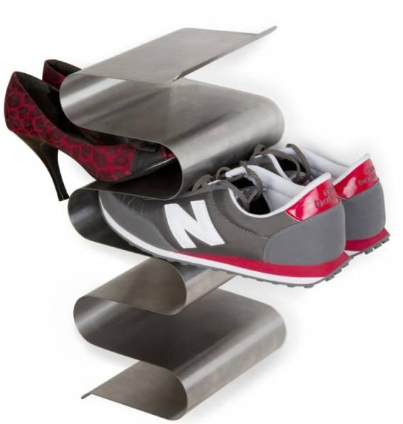 оригинальные полки для обуви