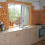 кухонный гарнитур на дачу