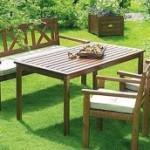Виды мебели для сада