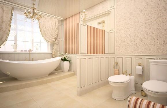 Создаем функциональную ванную комнату в частном доме
