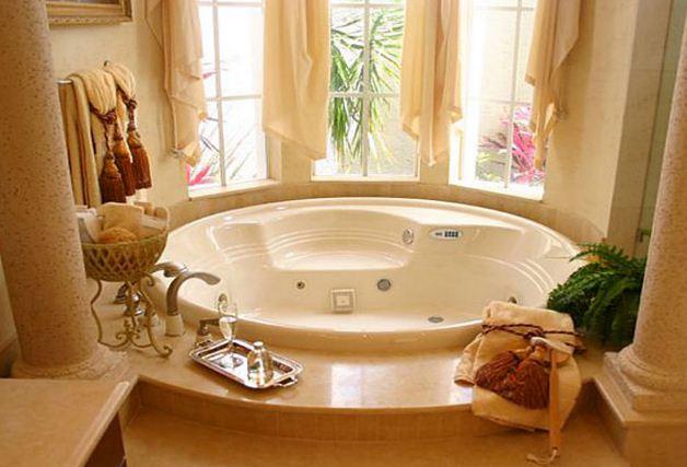 Особенности ванн больших размеров