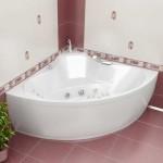 ванна больших размеров