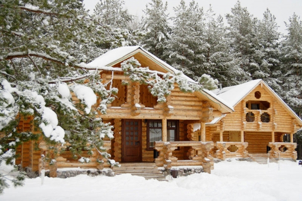 пора заняться подготовкой дачи к зиме
