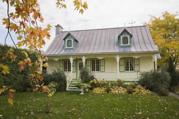 консервация дачного дома на зиму