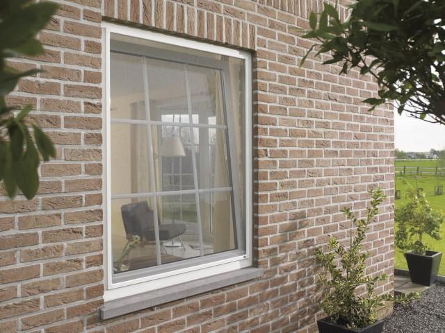 Пластиковые окна для дачи с москитной сеткой