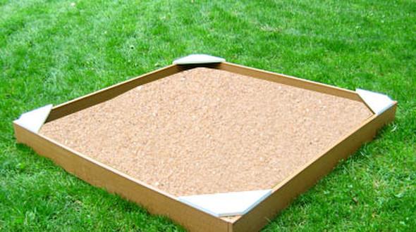 Требования к песку для детской песочницы
