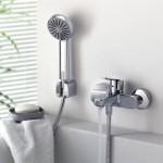 Как выбрать качественный смеситель для ванны с душем