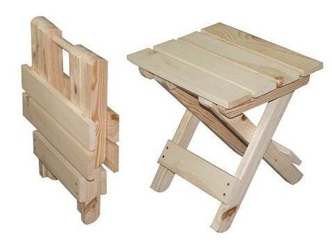 Складной стул для дачника своими руками