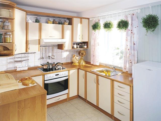 Примеры кухонь своими руками