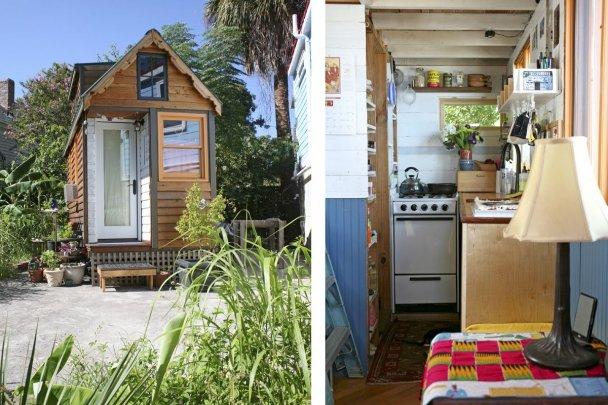 кухня на маленькой даче