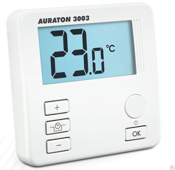 Комнатный термостат для котла Auraton 3003