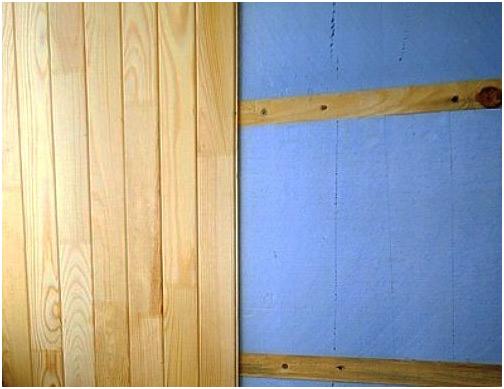 Обшиваем дом вагонкой правильно: обшивка своими руками стен,.
