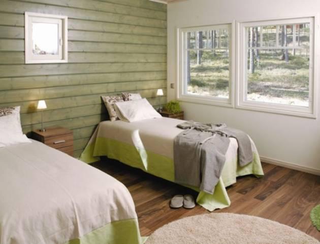 спальня на даче фото