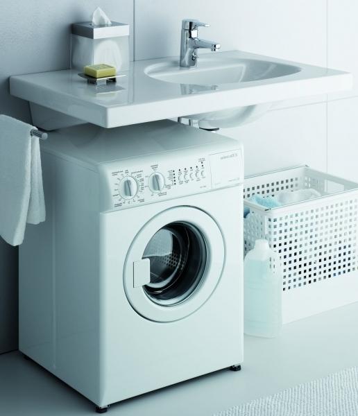 Выбор стиральной машины под умивальник