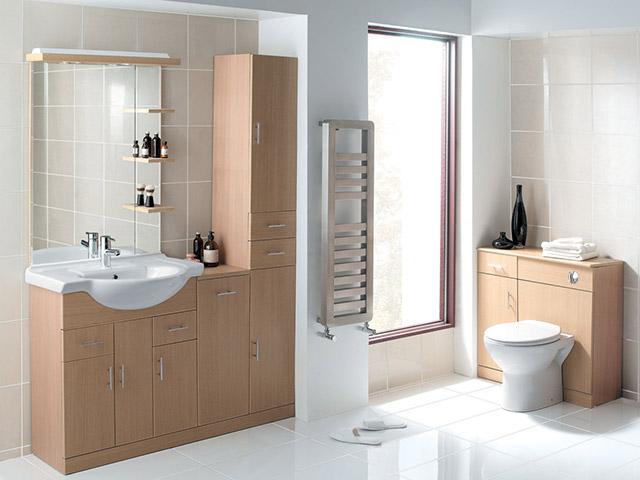 Какая мебель нужна в ванной комнате