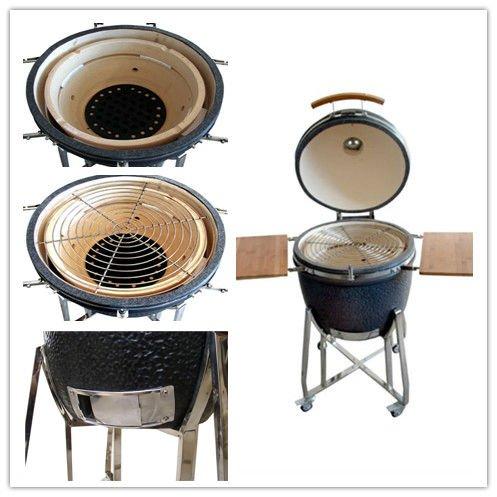 Основные характеристики керамических барбекю-грилей