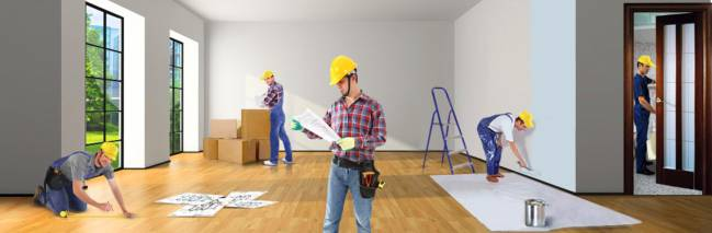 Особенности ремонта квартир под ключ