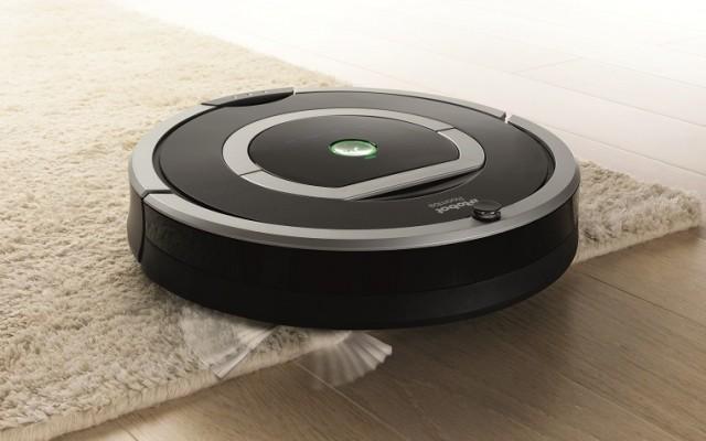 Домашний робот-пылесос