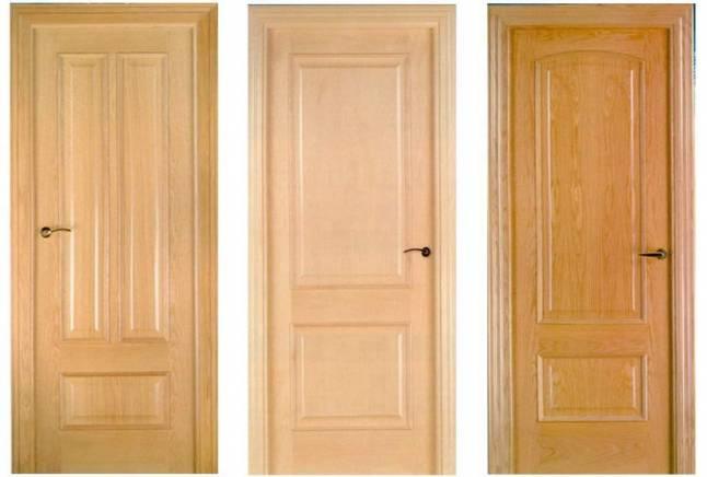 Фото двери межкомнатные деревянные