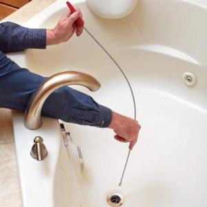 Как прочистить канализацию от засора