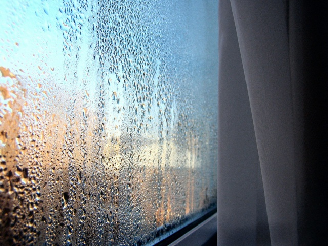 Появления конденсата на окне