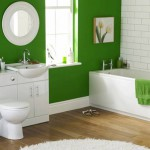 Успокаивающие цвета для ванной комнаты