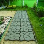 Садовые дорожки из тротуарной плитки (брусчатки)