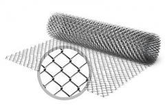 размеры сетки - рабицы