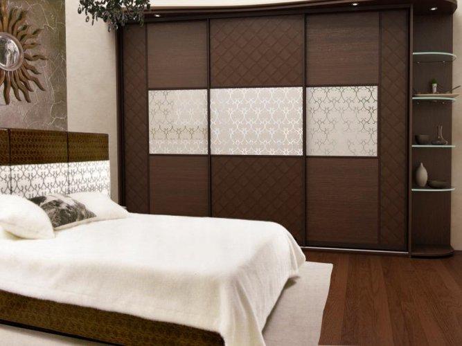 Шкаф–купе для спальни