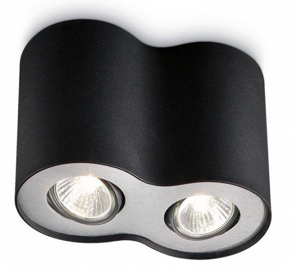 Точечные накладные светильники