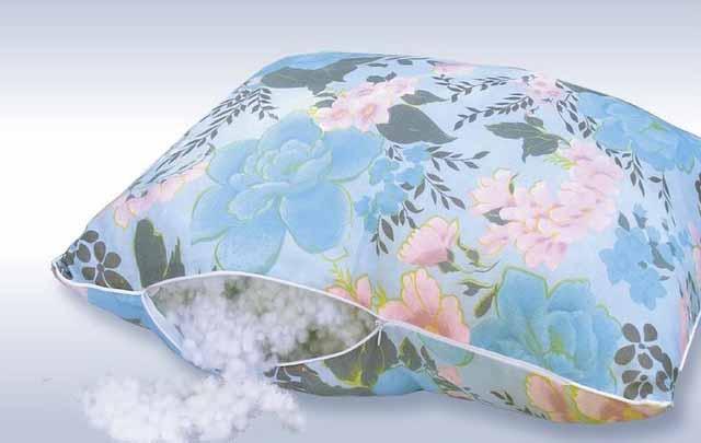 Подушки для сна с холлофайбером