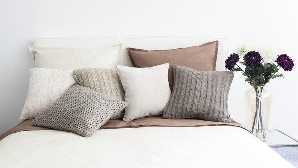 Форма и размеры подушек для сна