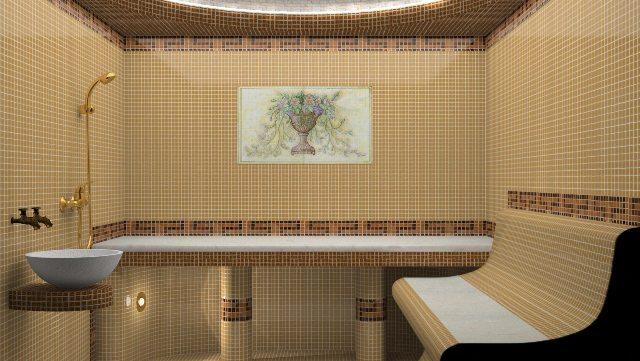 Турецкая баня хамам