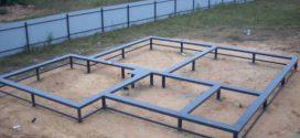 Фундамент: грунты, сваи и основание для этажей