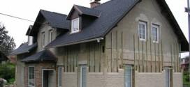 Какие виды облицовки применяются для обустройства вентилируемых фасадов