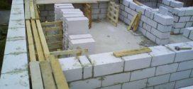 Строительство из газобетона: преимущества и недостатки