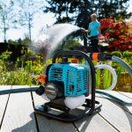 мотопомпы для полива земельных участков