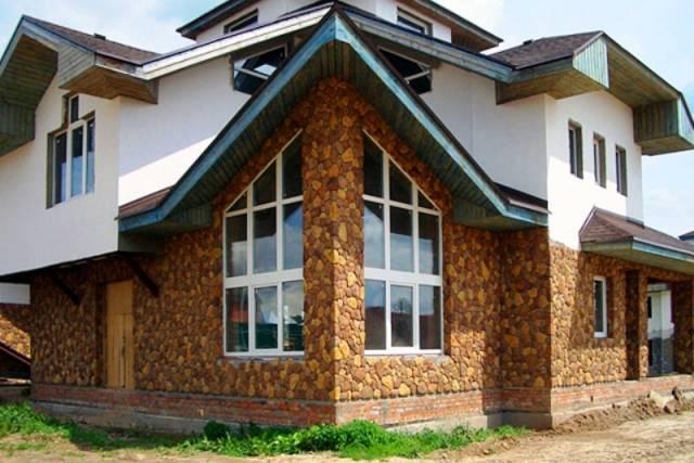 Пластиковые окна для коттеджей